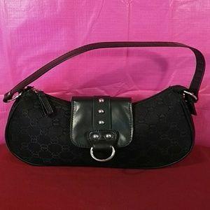 Black Small Hand Bag